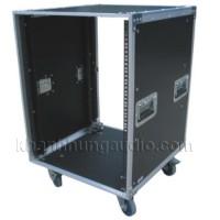 Tủ thiết bị âm thanh 16U 2 cửa