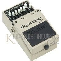 Equalizer Pedal Boss GE-7