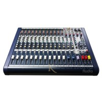 Mixer Soundcraft MFX12/2