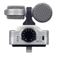 Micro Zoom IQ7 ghi âm cho điện thoại iPhone/ iPad